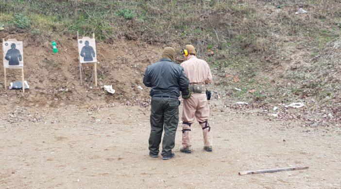 Курс тактико специальной и огневой подготовки