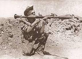 Стрельба из РПГ 7