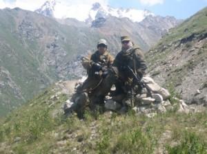 Горы, курс комплексной горной подготовки военнослужащих