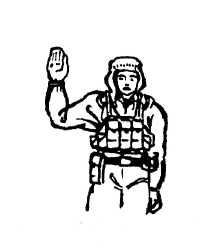 Сигналы управления жестами