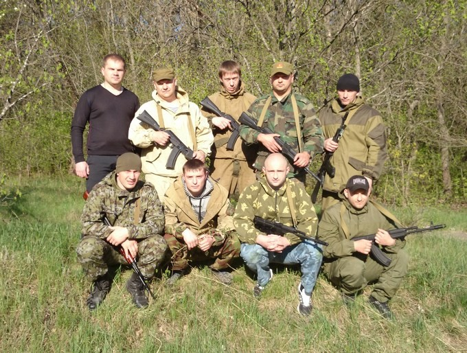 занятия по ТСП в Валуйках