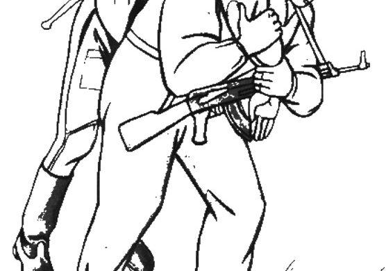 Эвакуация раненого с поля боя