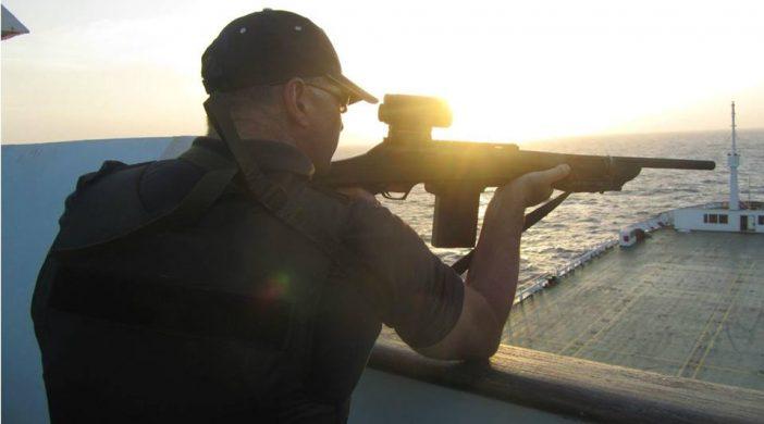 Как устроится на работу в морскую охрану